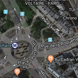 Download images from google maps, openstreetmap, mapquest, here maps