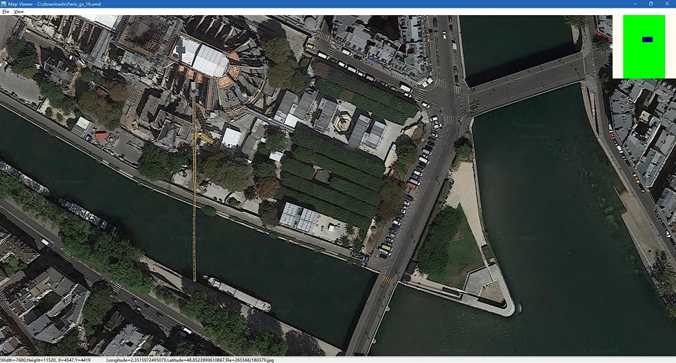 Universal Maps Downloader screenshot