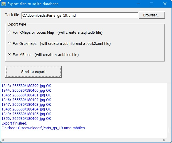 Universal map downloader free download