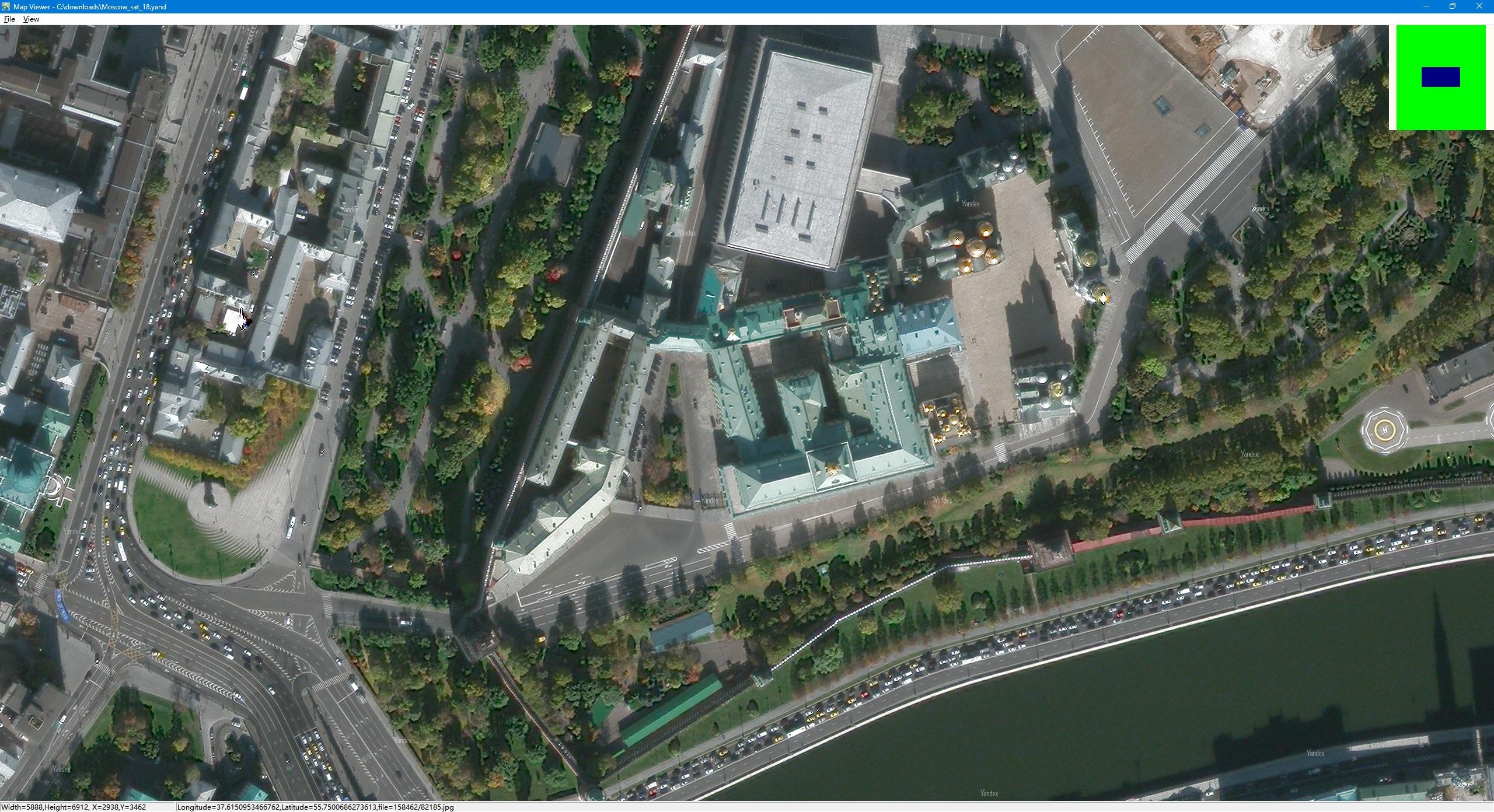 Yandex Maps Downloader support